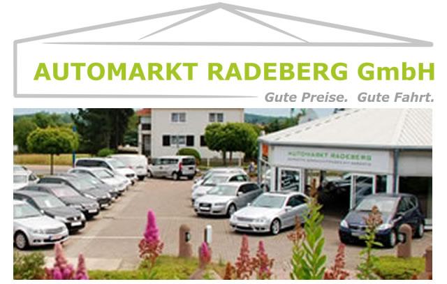 Automarkt Radeberg Gmbh Gebrauchtwagen Handel Tüv Und Dekra Geprüft